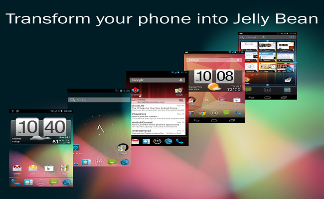 5 Best Launchers to make any Android phone like Jelly Beans(4.2)