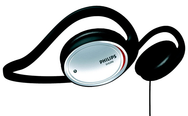Best Headphones in 500 Rs. - Philips SHS 390 Headphone