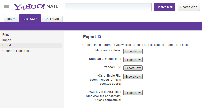 How to export all Facebook friend e-mails into CSV-1