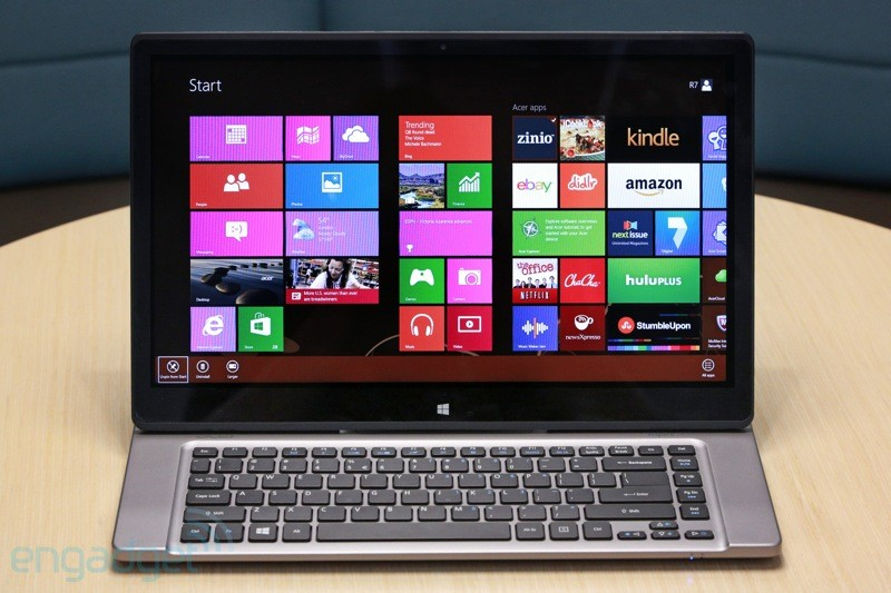 Acer Aspire R7, Collection of 50 Amazing Images