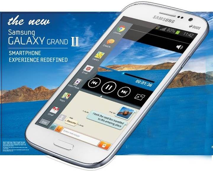 Samsung Galaxy Grand 2 - Specifications, Price & Release
