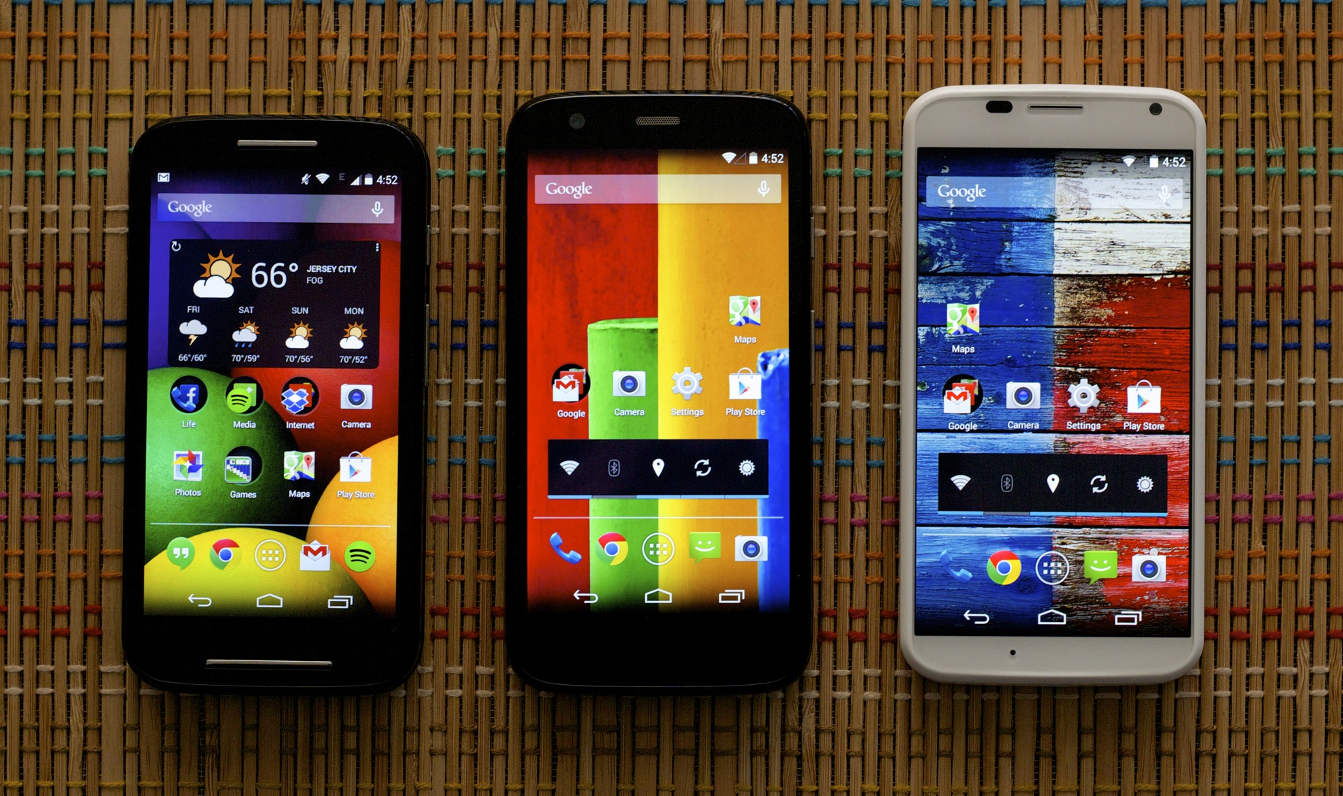Android 4.4.4 KitKat Roll-Out Begins for Moto E, Moto G and Moto X Users in India