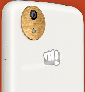 Micromax Canvas A1 Back