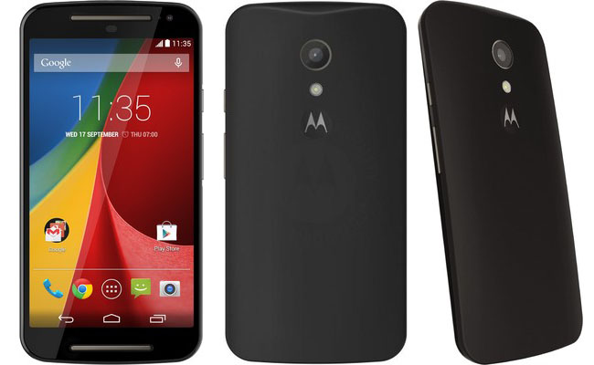 Moto G (2nd Gen) - Best Android Phones under 10000 Rs