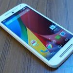 The New Moto G looks even more beautiful
