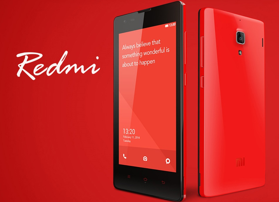 Xiaomi Redmi 1S - Specifications, Price & Review