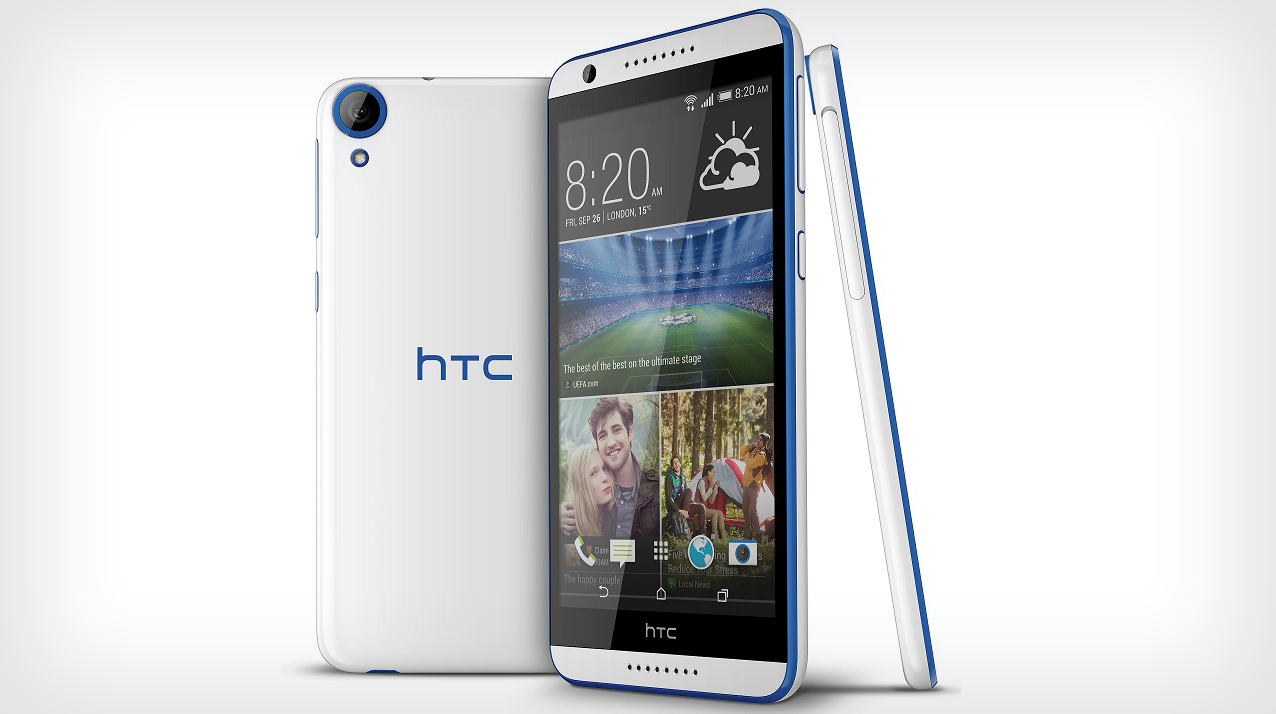 HTC Desire 820 will be priced at 26,000 Rs, to hit the stores in November