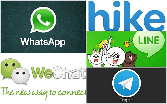 Top 5 Chat and Messaging Apps