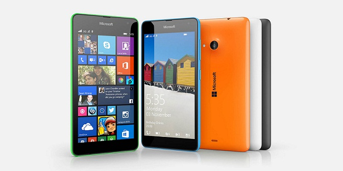 First Microsoft branding lumia 535 launched in India