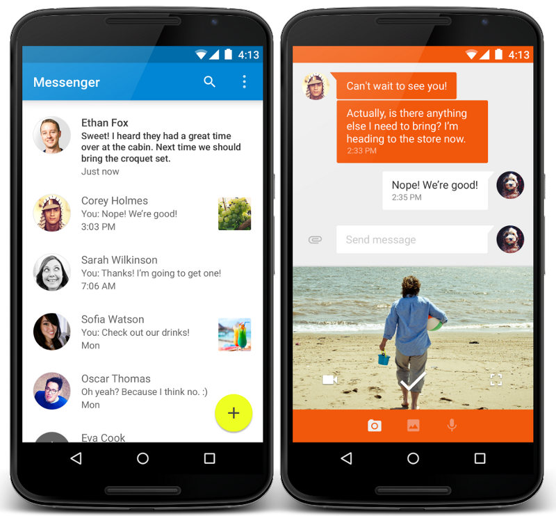 Google-Messenger-for-Android