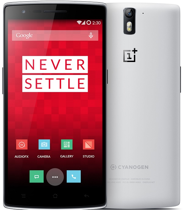 oneplus-one- Best Android Phones under 20000 Rs