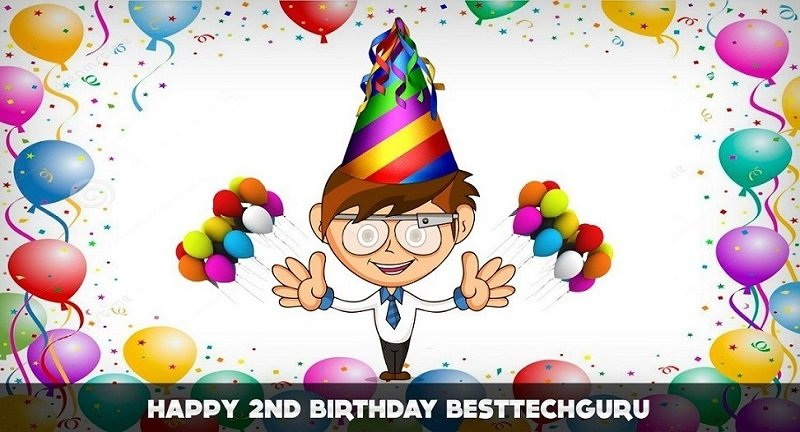 Best Tech Guru Completes 2 Years in Your Service