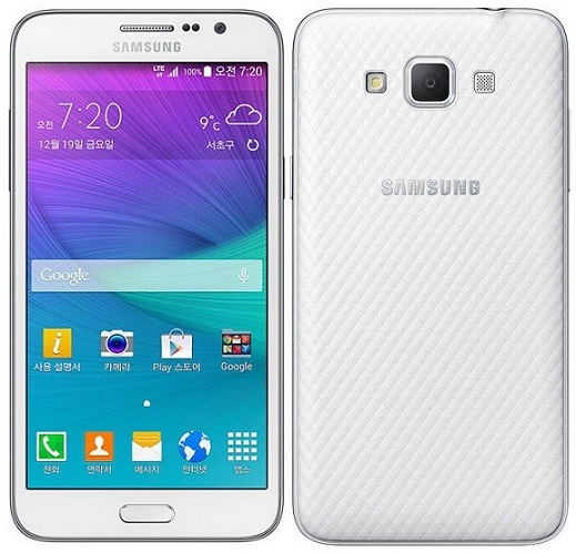Samsung Galaxy Grand Max Unveiled in South Korea
