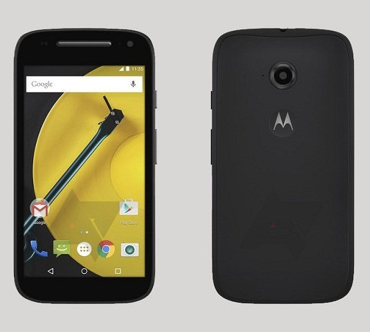 Motorola Moto E (2nd Gen) Unveiled at a Price of Rs. 6,999