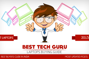 5 Best Laptops in India 2015