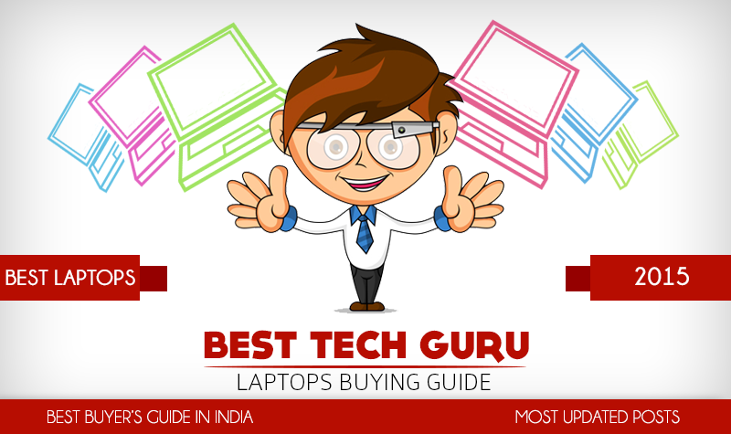 5 Best Laptops in India (2015)