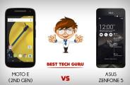 Moto-E-2nd-Gen-versus-Asus-Zenfone-5