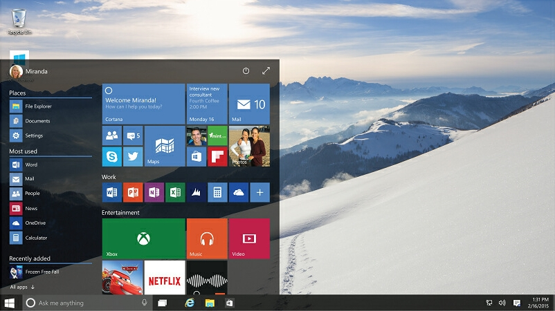 Microsoft Planning Android Apps Support For Windows 10