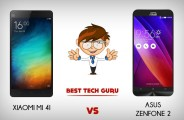 Xiaomi Mi 4i Vs Asus Zenfone 2 : New Mid-Range Flagship War