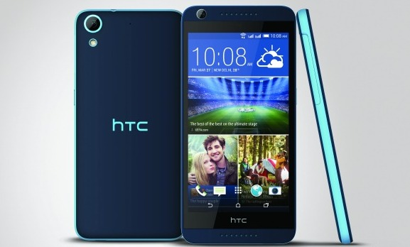 HTC Desire 626G+ with Octa-Core Chipset launched at 16,900 Rs.