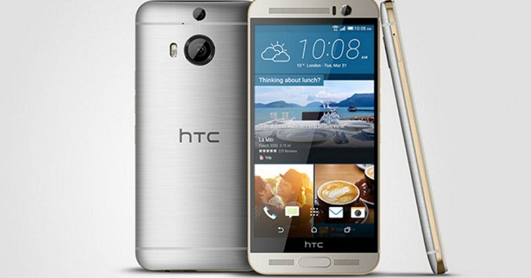 HTC One M9+ Launched In India at Rs. 52,500