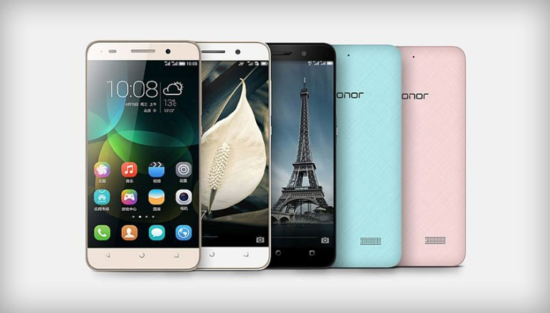 Huawei Honor 4C Launched in China : New Budget Smartphone