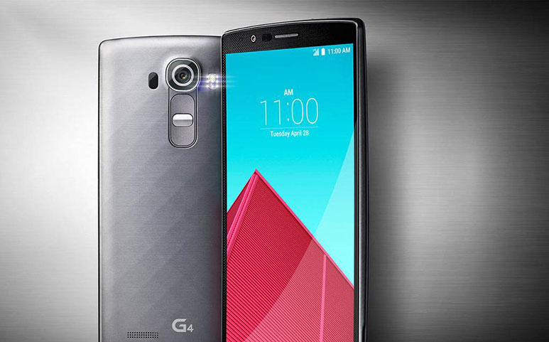 LG G4 the New Flagship Launched: A Beast of Specs Engraved in Leather Back