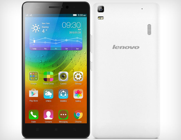 Lenovo A7000 Launched : What Should We Expect From It?