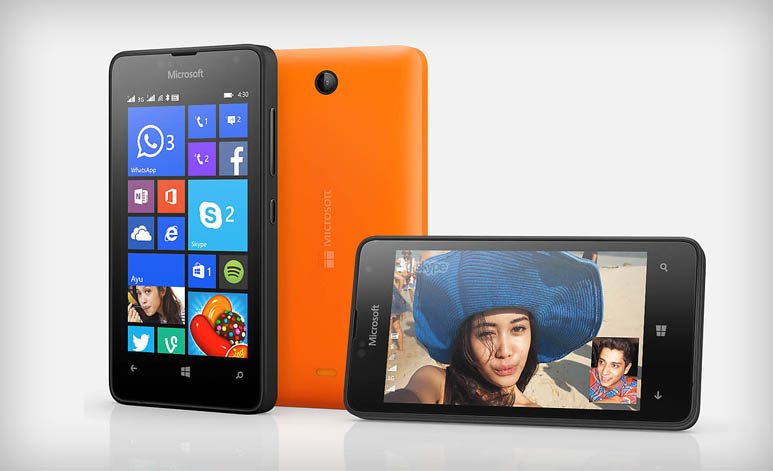 Microsoft Lumia 430 Launched: At Rs. 5,299 it's the Cheapest Lumia Smartphone
