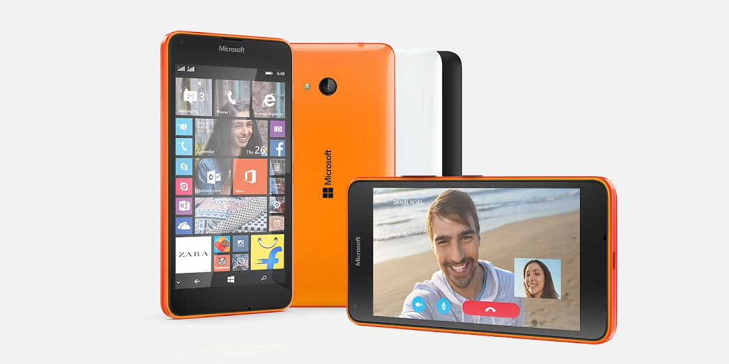 Microsoft Lumia 640 and 640 XL: On Sale Now