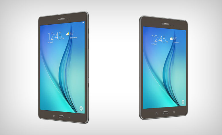 "Samsung Galaxy Tab A series launched with two new 8"" and 9.7"" Tablets"