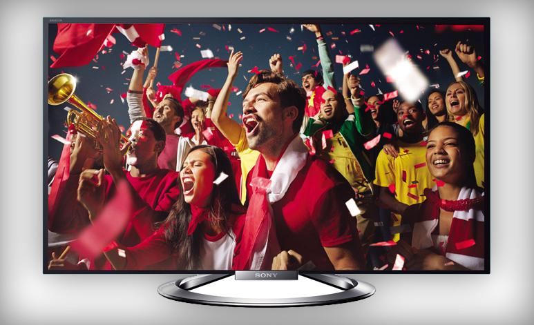 Sony BRAVIA KDL-40W900A 102 cm (40) LED TV