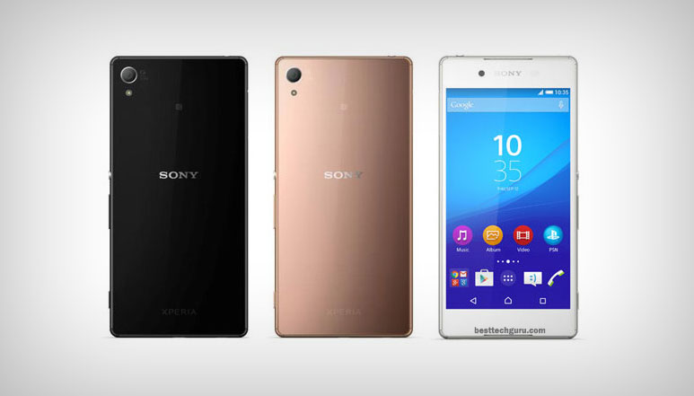Xperia Z4, Sony's 2015 Flagship Unveiled With Android 5.0 Lollipop