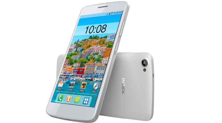 Intex Aqua Star II HD Unveiled at Rs. 6,590, With 5 MP Front Camera