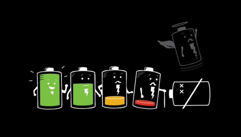 Smartphone Battery Life: The Journey to One Day from One Week !