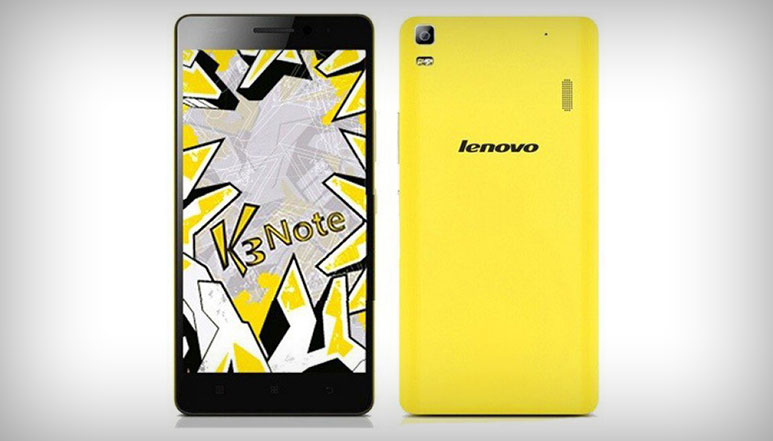 Lenovo K3 Note : Expected to be Launched in India Next Week