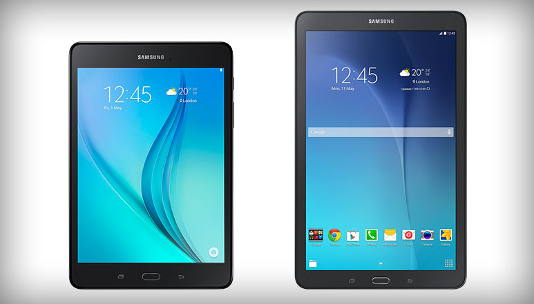 Samsung-galaxy-Tab-A-and-Tab-E-Launched-in-India