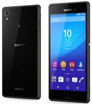 Sony Xperia M4 Aqua - best Tech guru - Best Android Phones under 20000 Rs