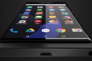 Blackberry Android Smartphone