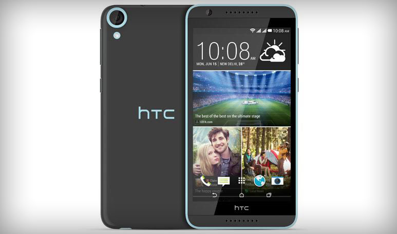 HTC Desire 820G+ launched in India at Rs. 19,999
