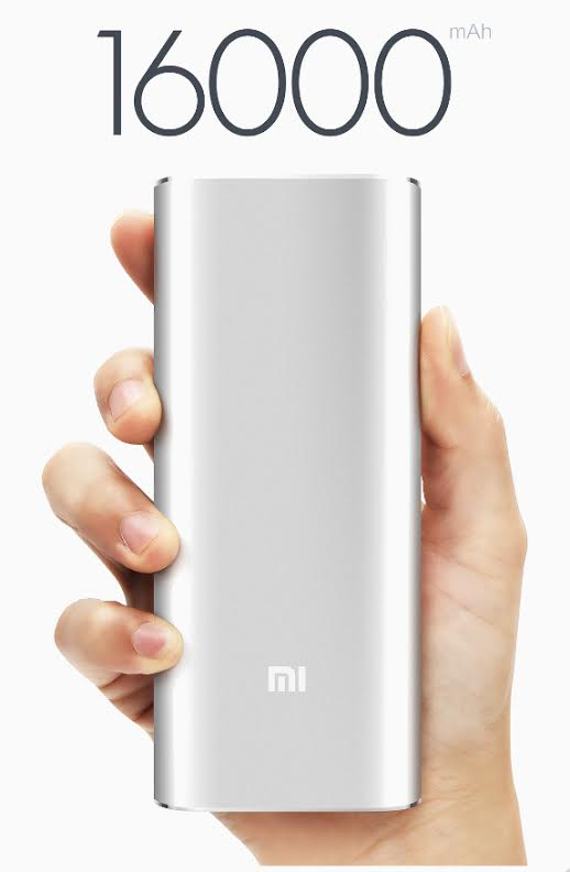 Mi Power Bank 16000 mah- Best Power Banks under 1500