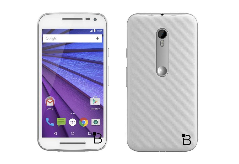 New Moto G 3rd Gen Leaked Images and Specifications
