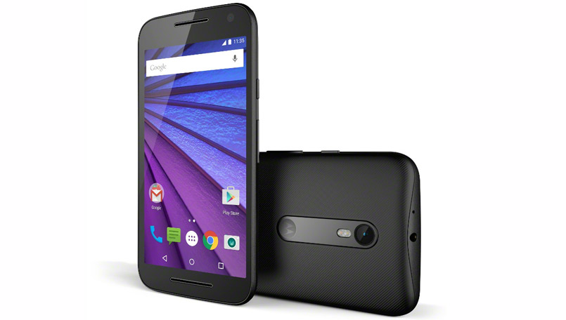 Moto G (3rd Gen) with 13+5 MP Cameras, 2 GB RAM launched at Rs. 12,999