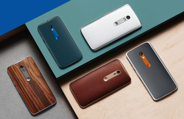 Moto X Style and Moto X Play with 21 MP Camera & Big Batteries Launched