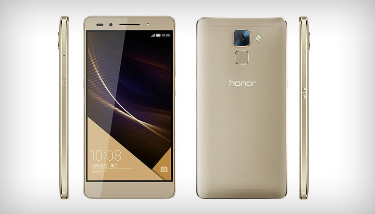 Huawei Honor 7 with 20 MP Camera Launched in China