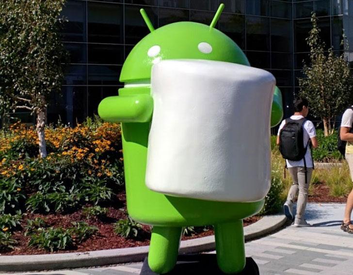 Android M is officially Android 6.0 Marshmallow