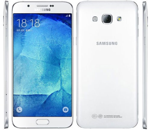 Galaxy-A8 - Best Phones under 25000 Rs