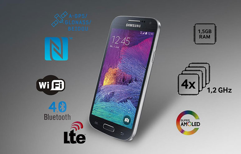 Samsung Galaxy S4 Mini Plus with Snapdragon 410 SoC, 8 MP Camera Launched