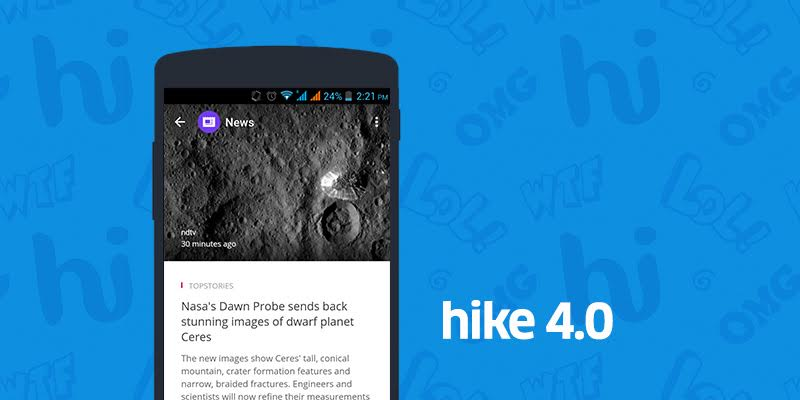 Hike rolls out its biggest update ever, comes with new themes & great new features