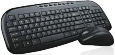 Intex Duo 605 Wireless USB Keyboard & Mouse